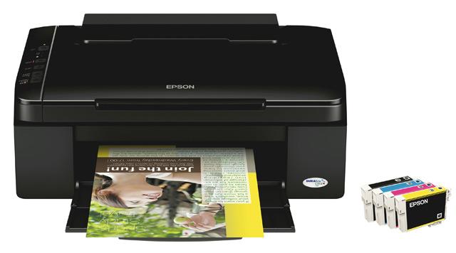 Brizgalni tiskalnik