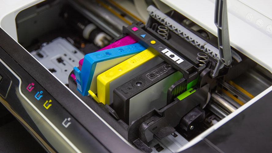 Kupite tiskalnik, ki ima poceni kartuše