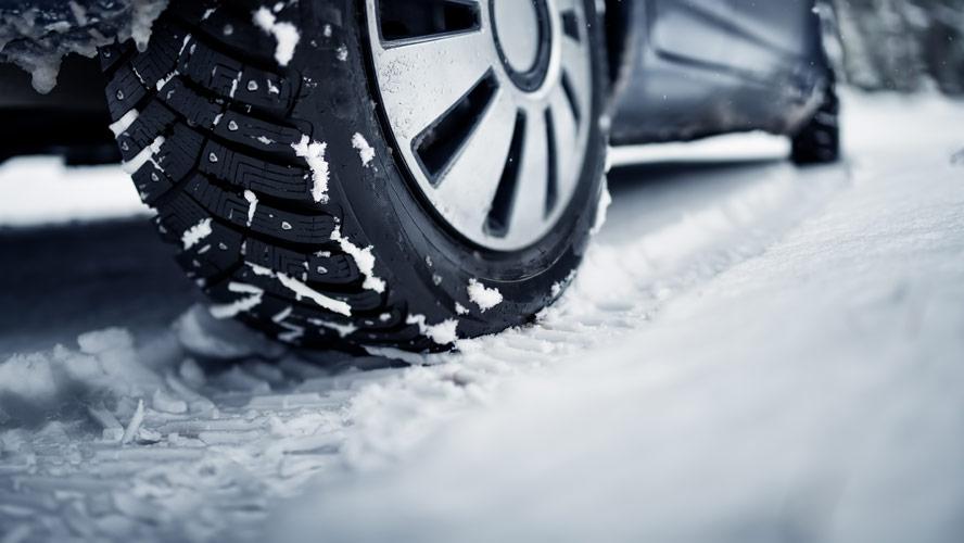 Padavine in varna zimska vožnja