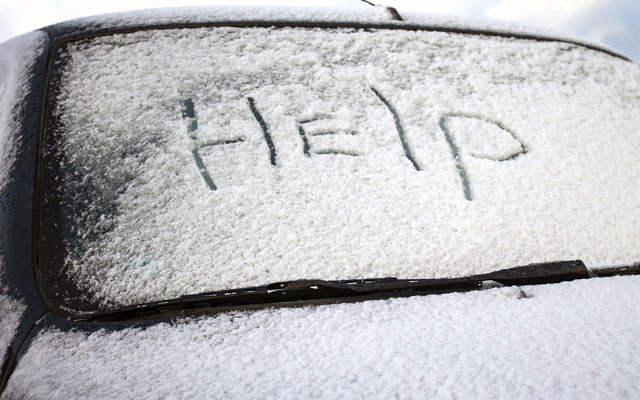 Varna zimska vožnja