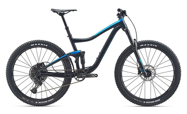 All mountain kolo Giant Trance 3
