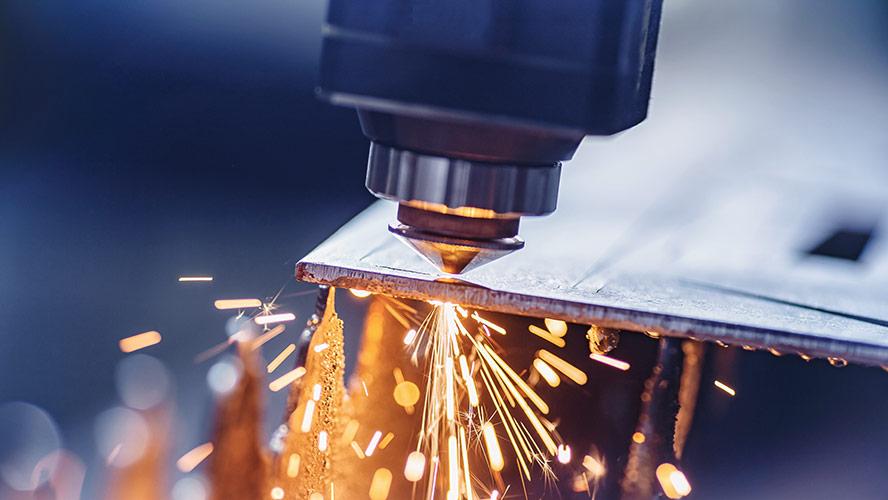 Obdelava kovin: od izdelkov do težkih konstrukcij